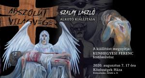 Abszolút világvége Szalay Lászlótól