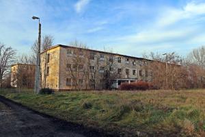 Ipari park lesz az egykori laktanya helyén