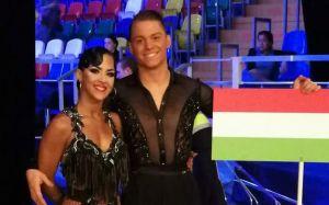 A Moszkvai Európa Kupán táncoltak