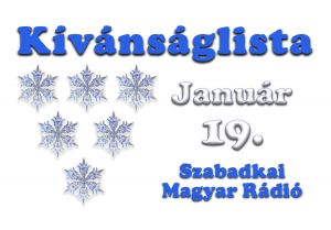 Dallista január 19-re