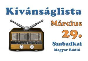 Dallista március 29