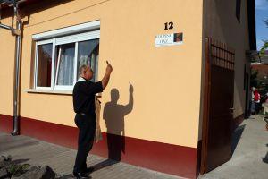Közösségi házat avatott a Kolping Család Egyesület