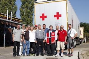 Német adomány a kórháznak