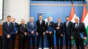 A Térváz Kft. versenyképességi program támogatása