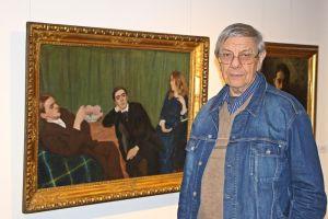 Nagybányai művészportrék