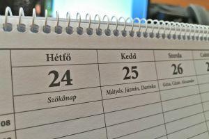 Miért nem február 29. a szökőnap?