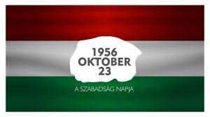 Október 23. (program, üzletek, egyházi események)