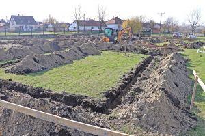 Megkezdődött a Halasi Tánchagyományok Háza építése