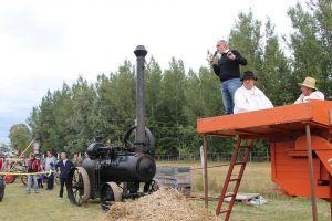 Traktor- és gépbörze Halason