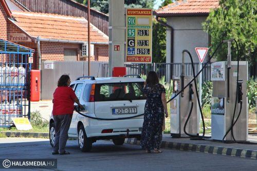 (►) Meddig emelkedik az üzemanyagok ára?