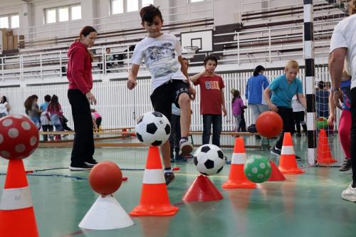 Különleges sportdélelőtt a Kertvárosi-iskolában (galéria)