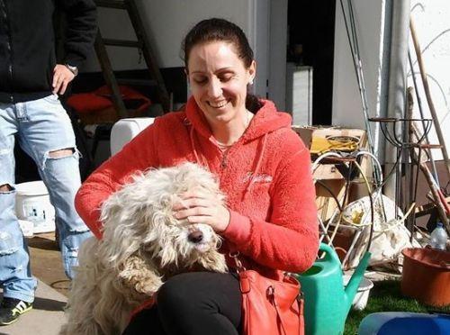 Különleges kutyamentés a határon