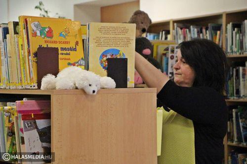 Keddtől ismét várja az olvasókat a könyvtár