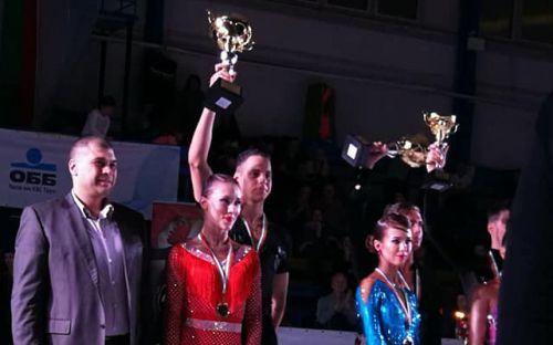 Nemzetközi porondon táncosaink