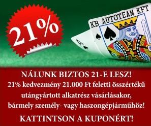 Fiat 21%