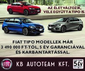 KBAutoteam - Fiat Tipo